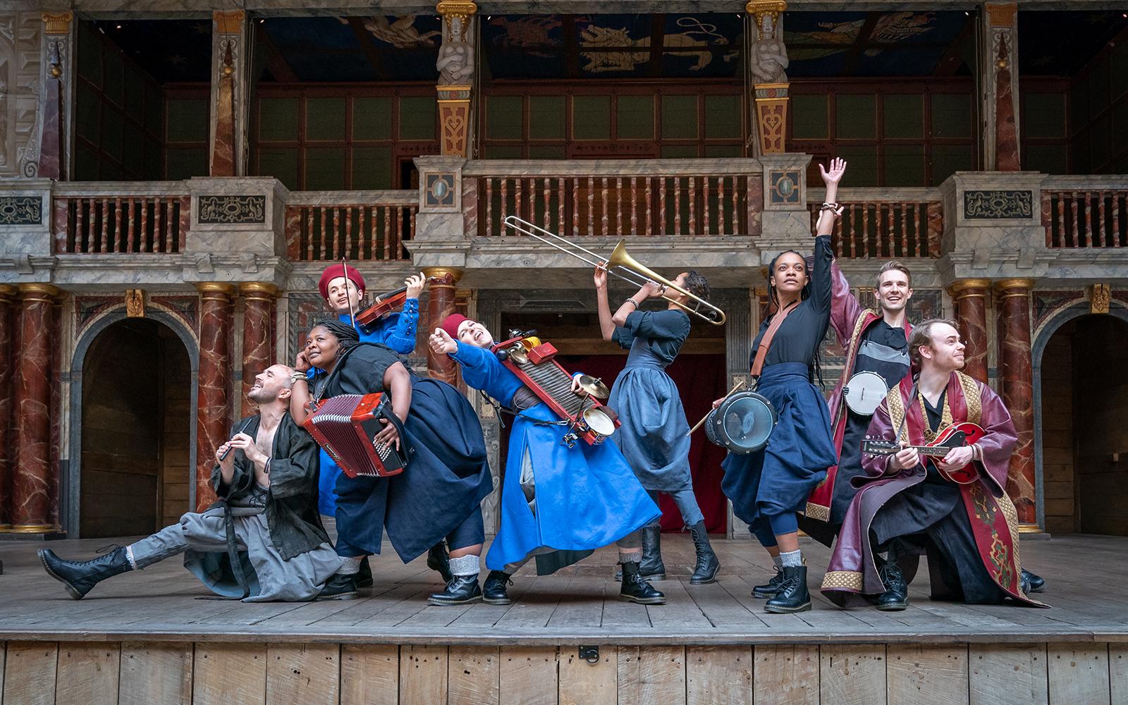 The Comedy of Errors | Shakespeare's Globe