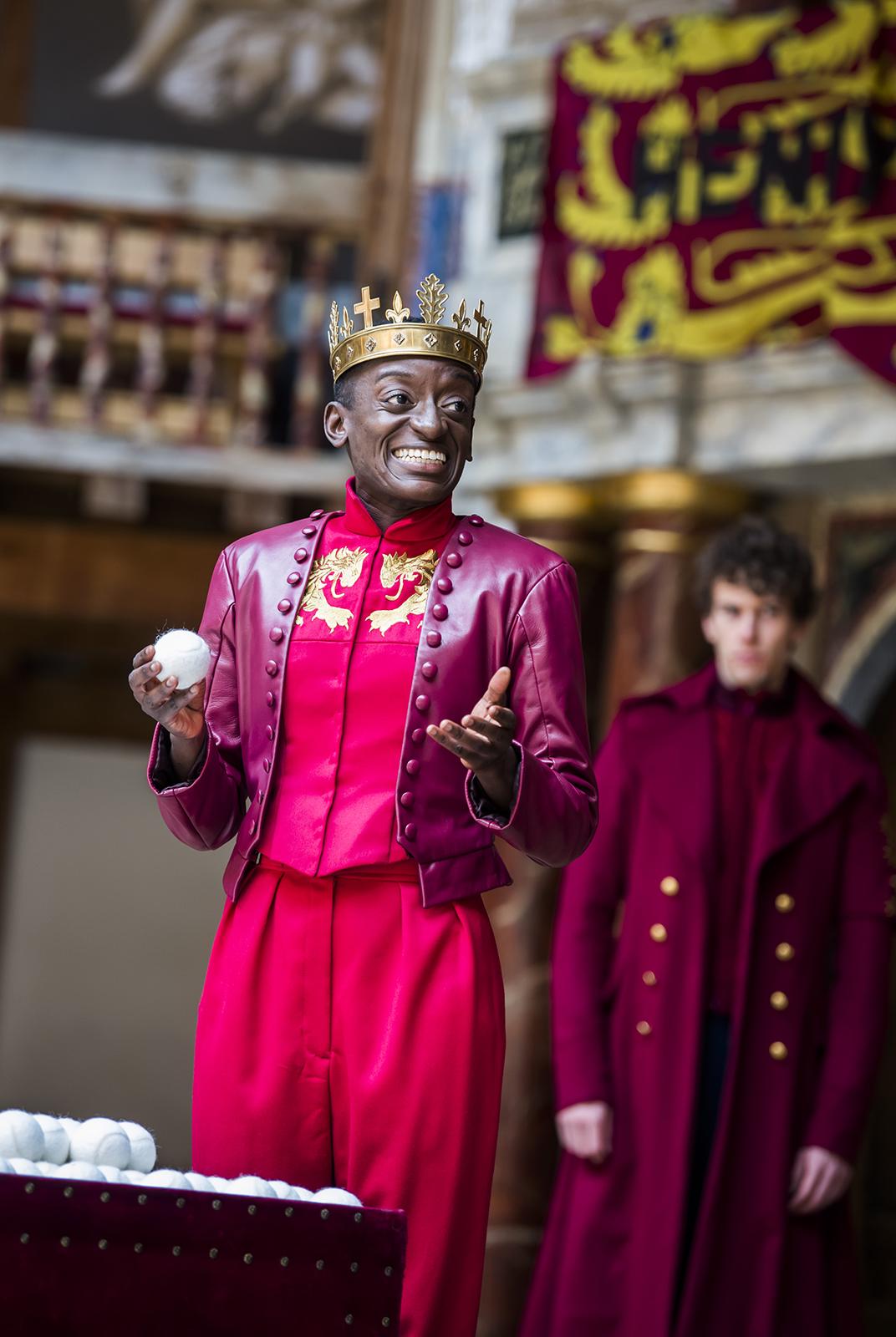 Henry V - Globe