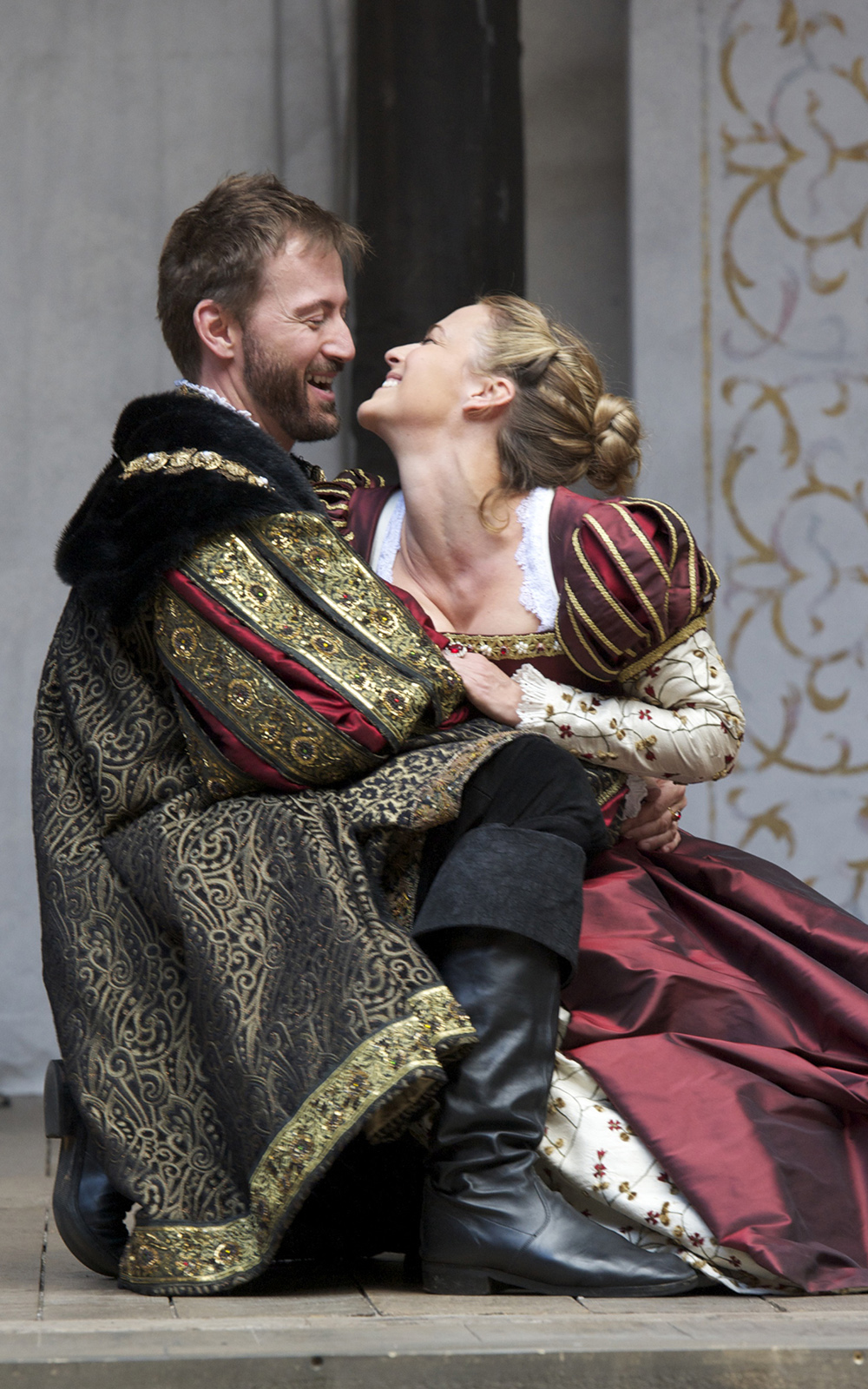 Couple - Henry VIII and Anne