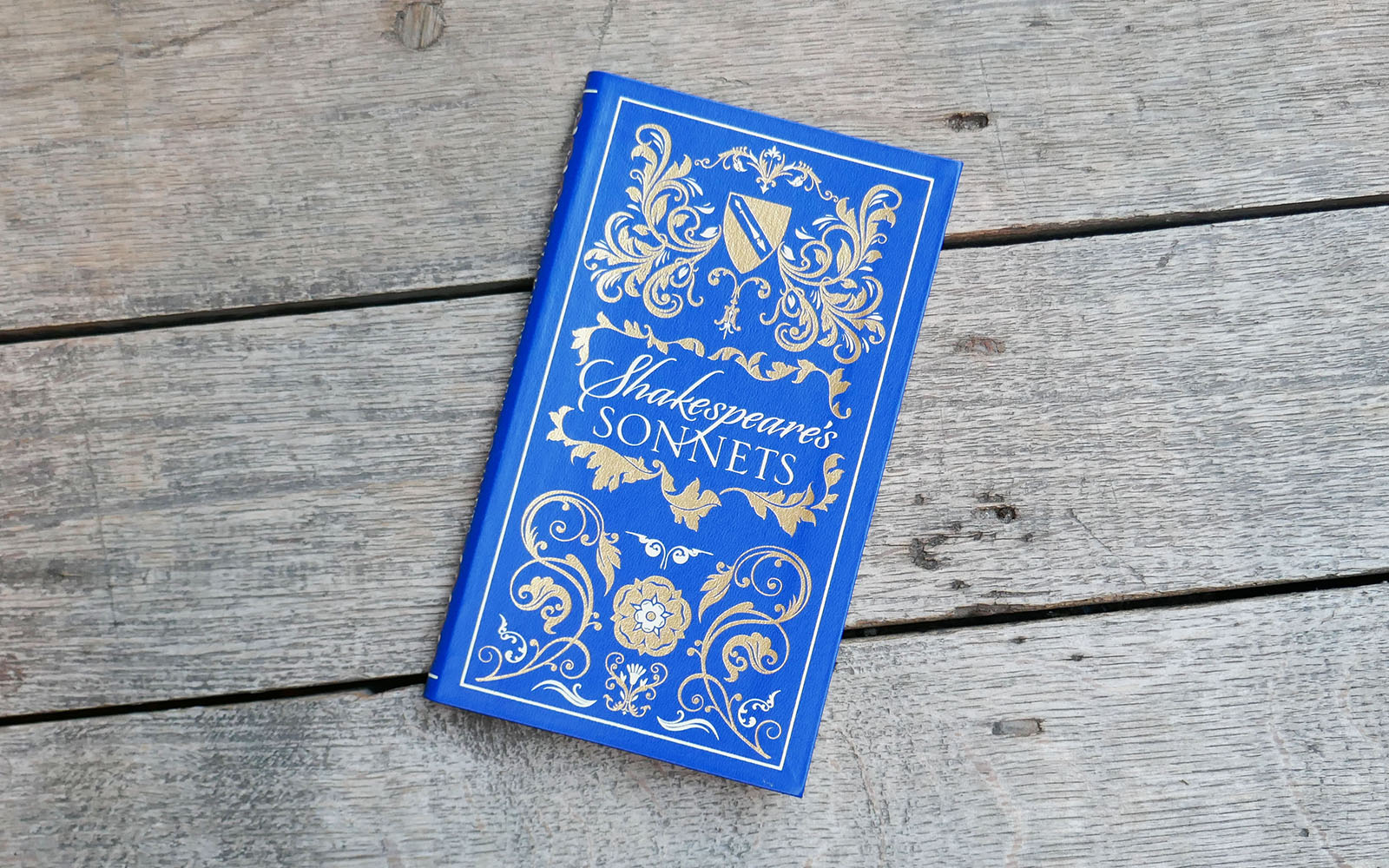 Sonnets book