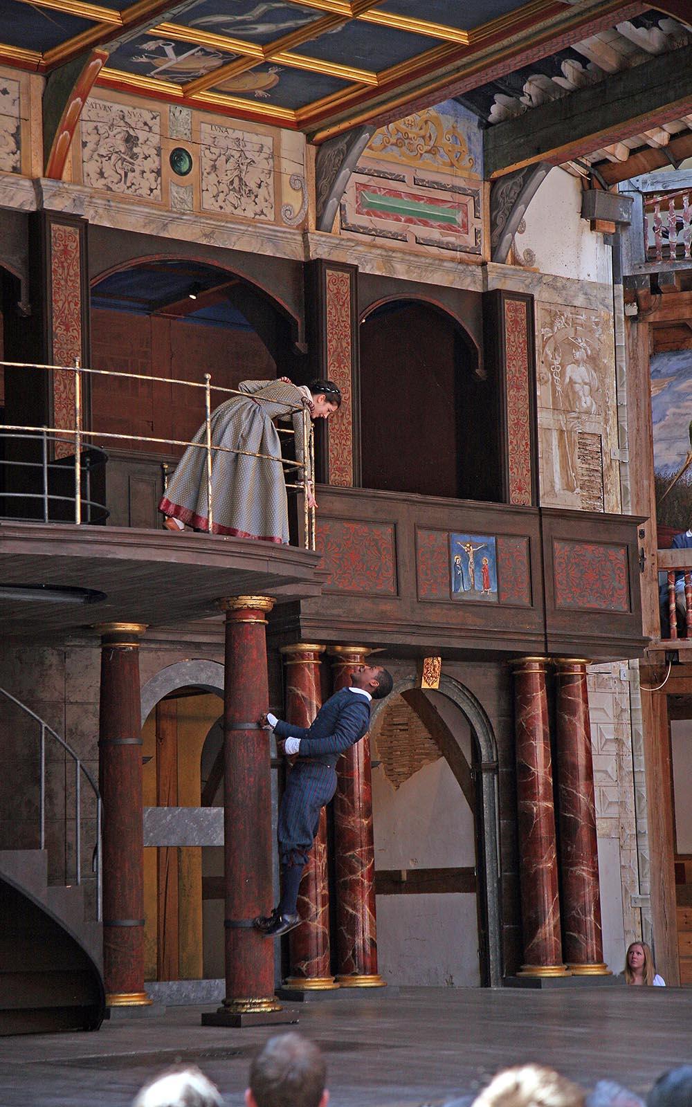 Romeo&Juliet Balcony John Haynes