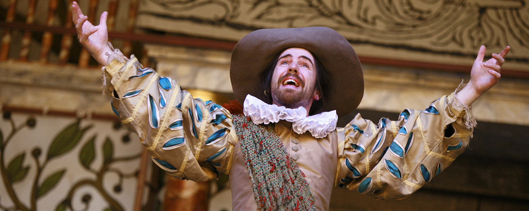 Love's Labour's Lost Paul Ready Shakespeare's Globe 2009